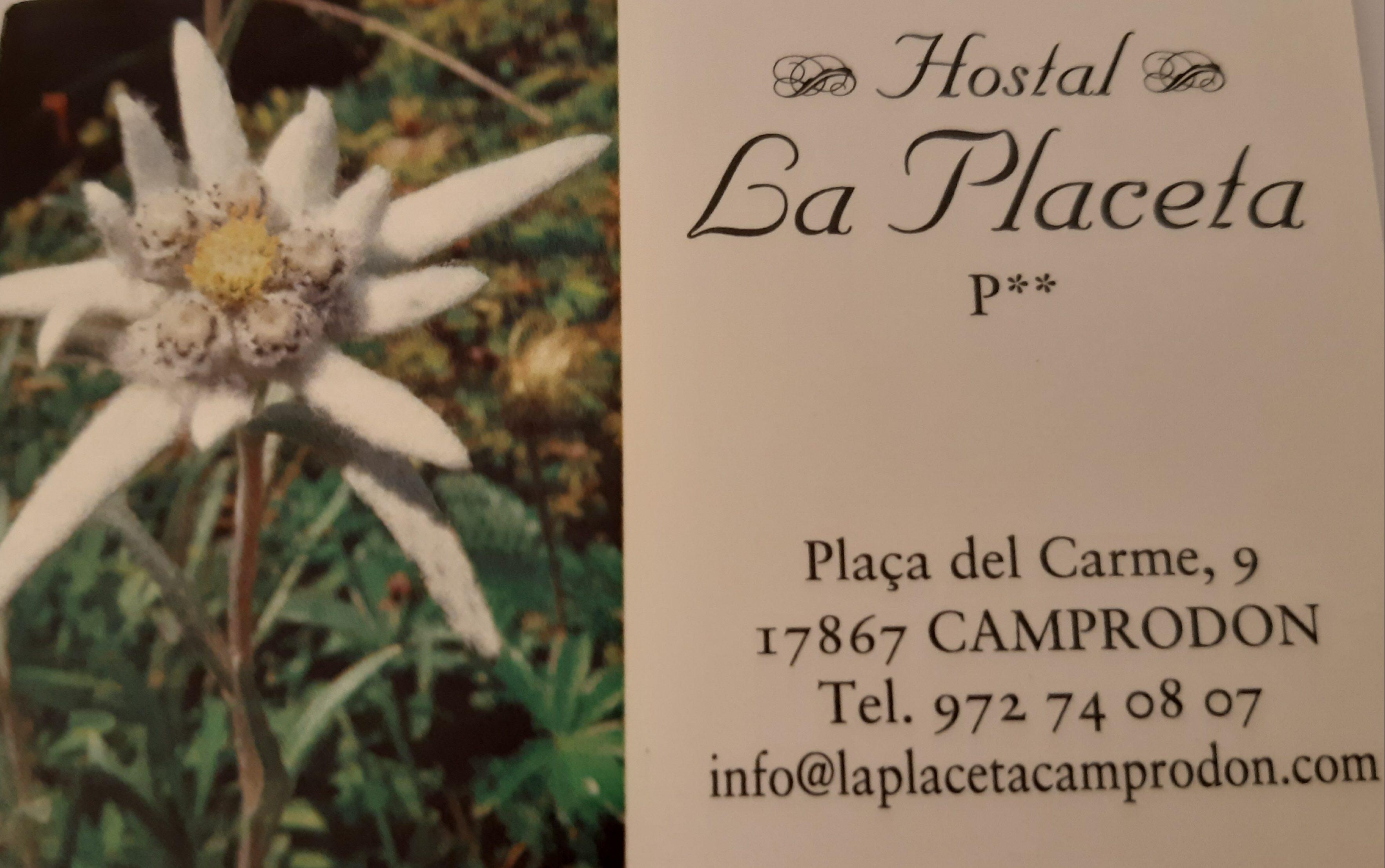 Hostal La Placeta de Camprodon